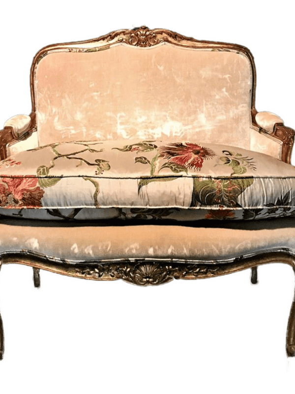 Couch Louis XV